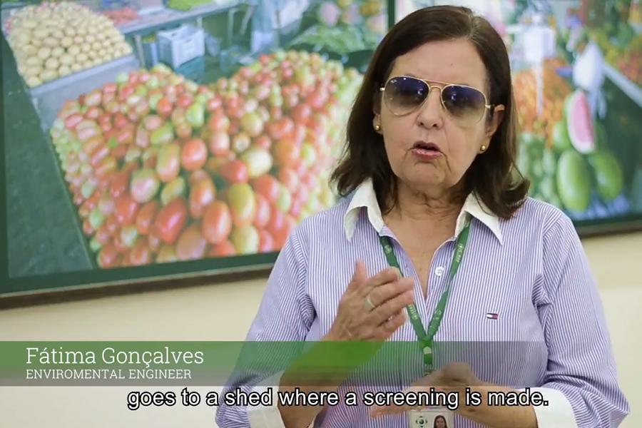 Ceasa é destaque em vídeo premiado da UPE