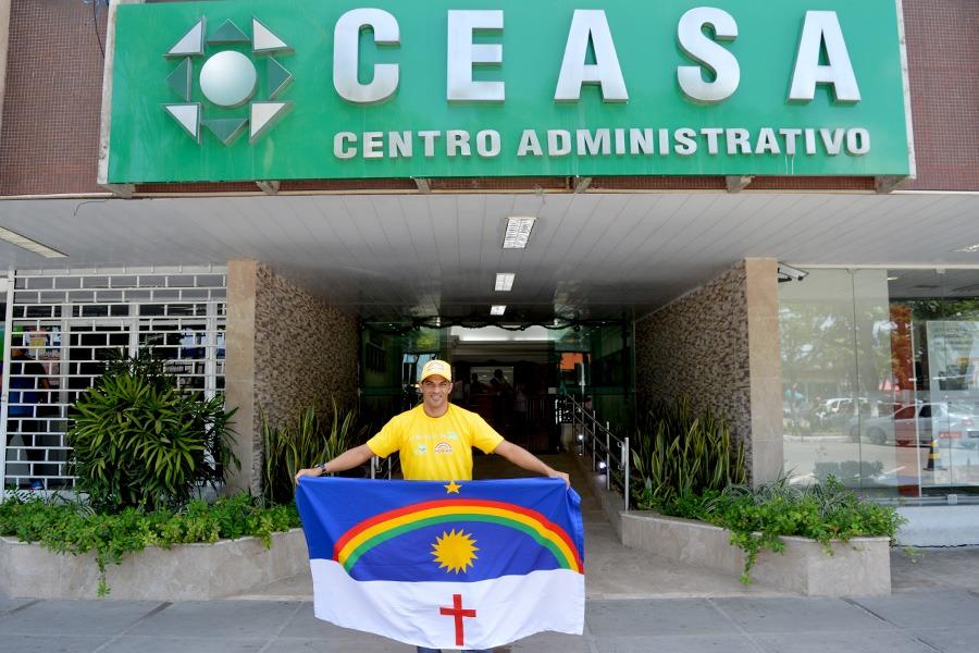 Ceasa terá representante na São Silvestre