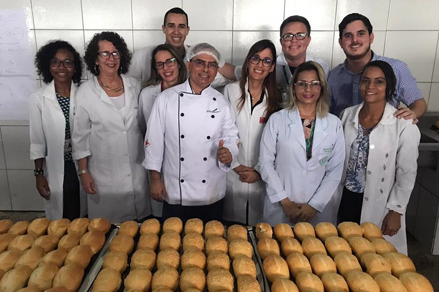 Ceasa e Seres laçam projeto para padronizar fabricação de pães nos presídios