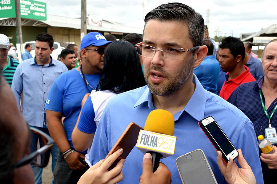 Gustavo Melo é eleito presidente da Abracen
