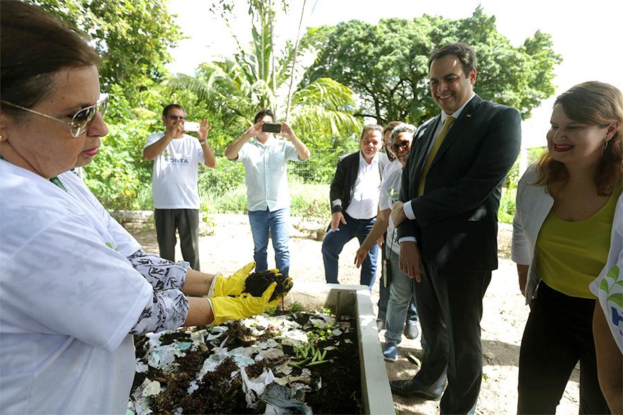 Nova unidade do Horta em Todo Canto é inaugurada no IPA