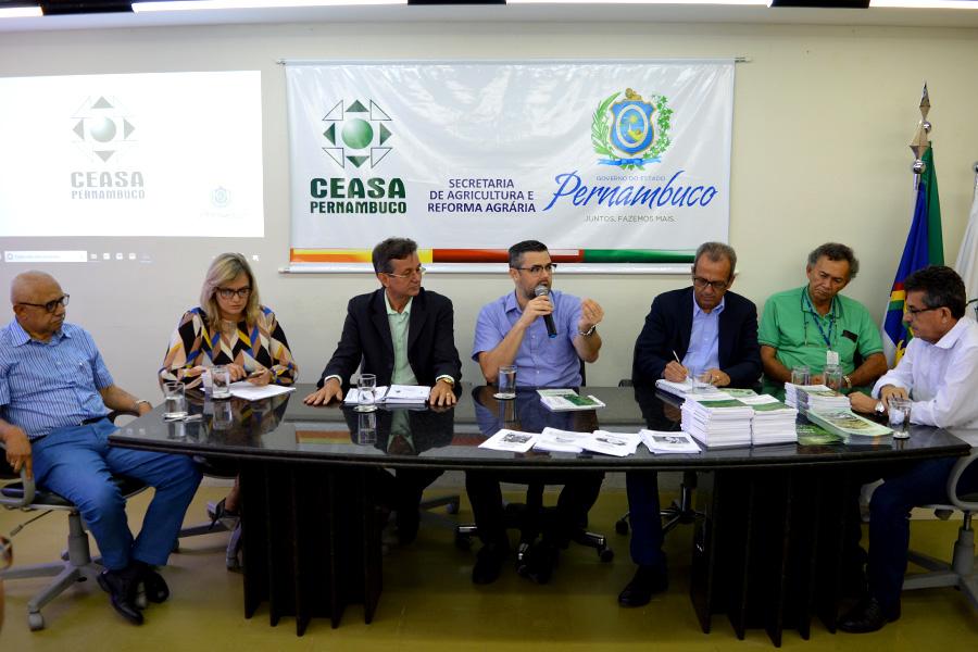Câmara Setorial da Banana de Pernambuco realiza sessão de implantação no Ceasa