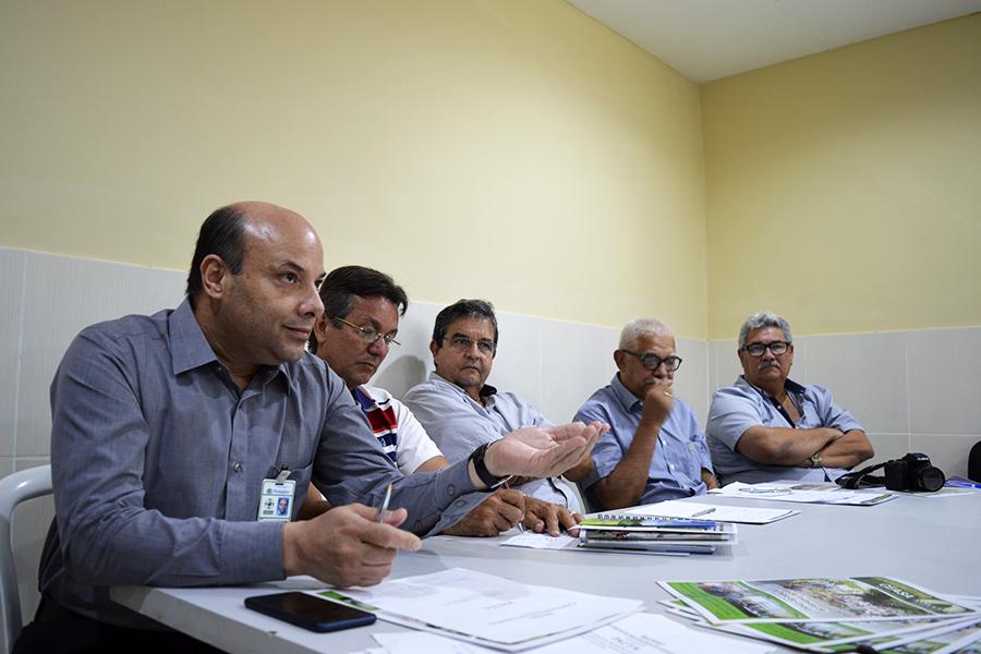 Fórum de Segurança realiza sua primeira reunião de 2019