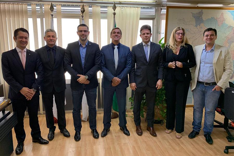 Gustavo Melo é reeleito presidente da Abracen