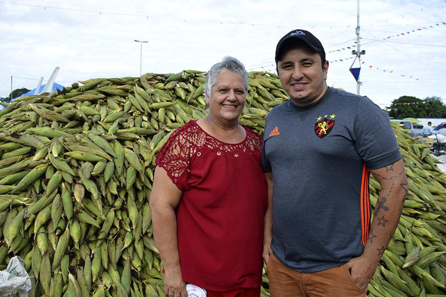 Comércio de milho verde no Ceasa dispara dias antes do São João