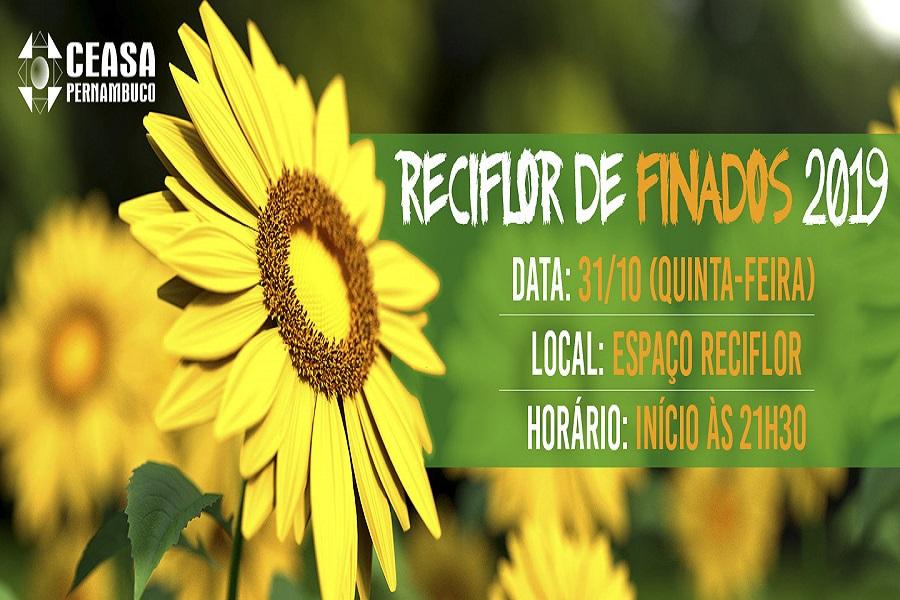 Feira de Flores Especial de Finados / 2019