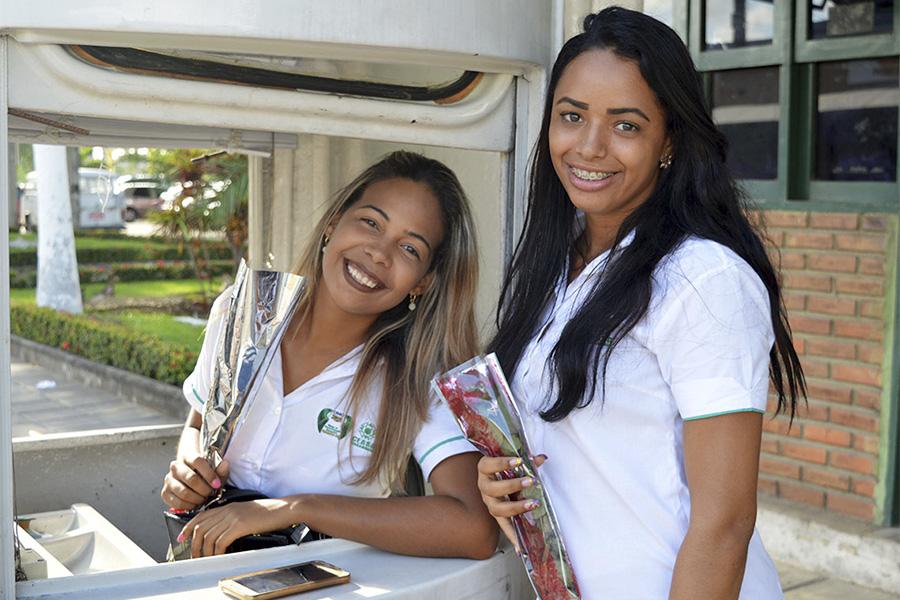 Ceasa participa de ação educativa do DETRAN no Dona Lindu