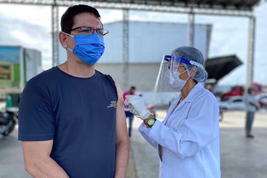 Ceasa inicia campanha de vacinação próxima terça-feira