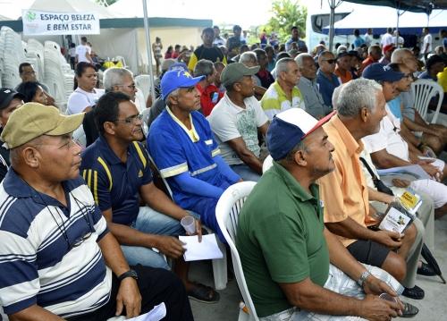 Público supera expectativa na VI Semana de Mobilização do Ceasa