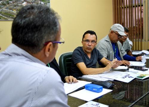 Representantes da Ação Cívica Maçônica se reúnem no Ceasa