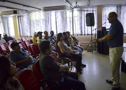 Brigada Alimentar promove curso de manipulação de carnes e produtos cárneos