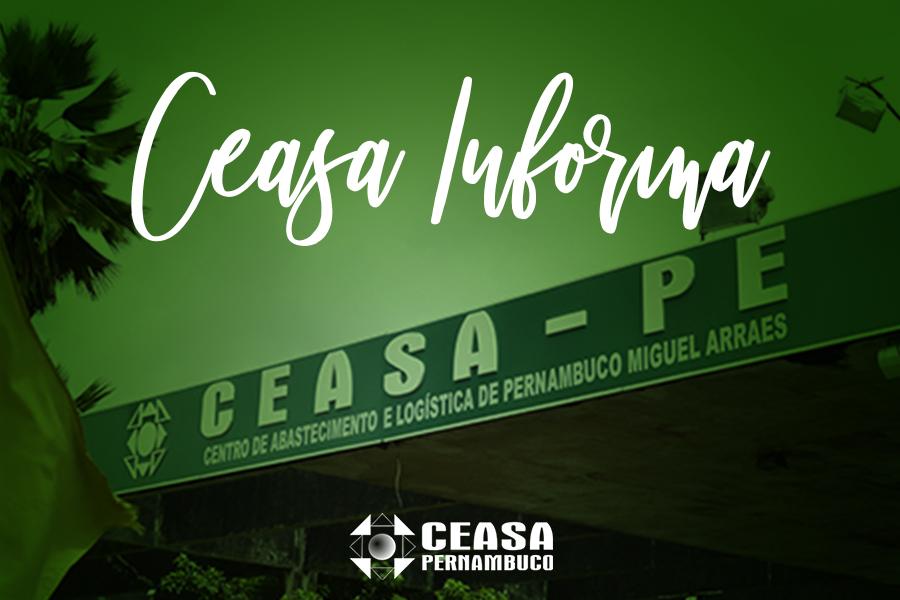 Direção do Ceasa anuncia mais ações de combate ao Covíd-19