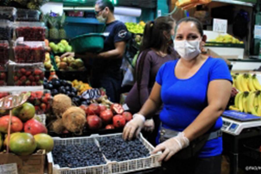 FAO e Federação Latino-Americana de Mercados de Abastecimento dão recomendações para os mercados atacadistas enfrentarem o COVID-19